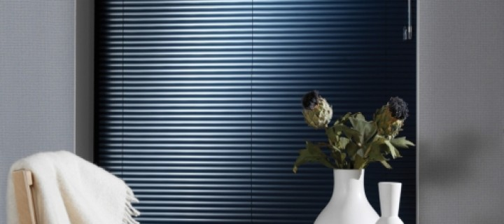 Make a Bold Color Statement with Aluminum Blinds by Vista Products